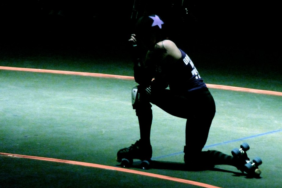Roller derby – No Coast Derby Girls.